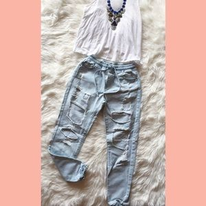 NEW- Loose Fit JEANS💙